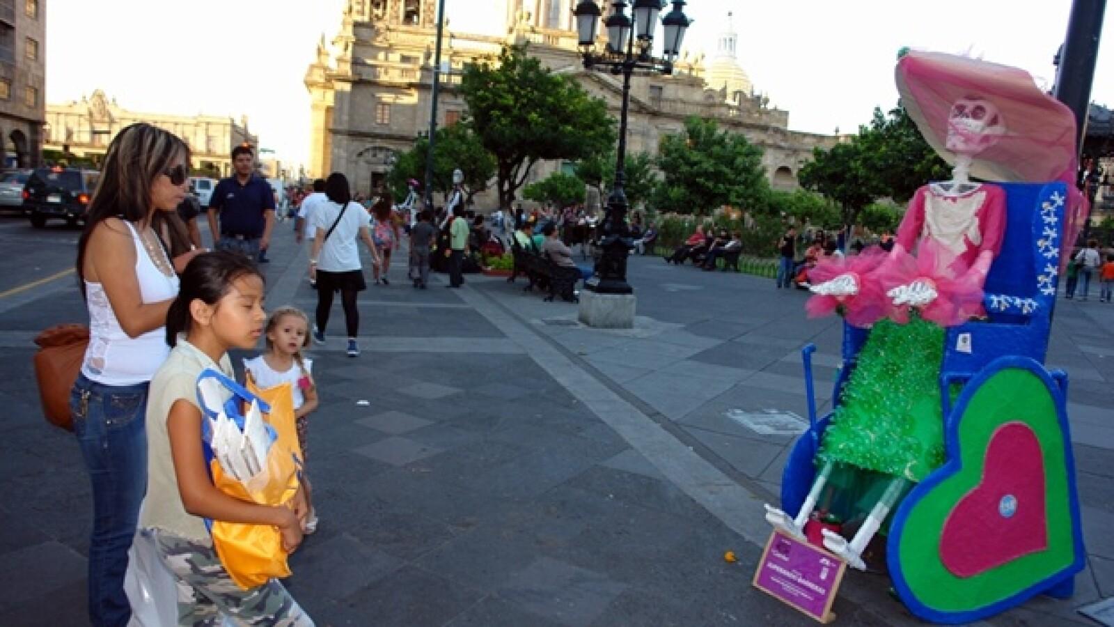Catrinas exposición en Guadalajara 2010 12