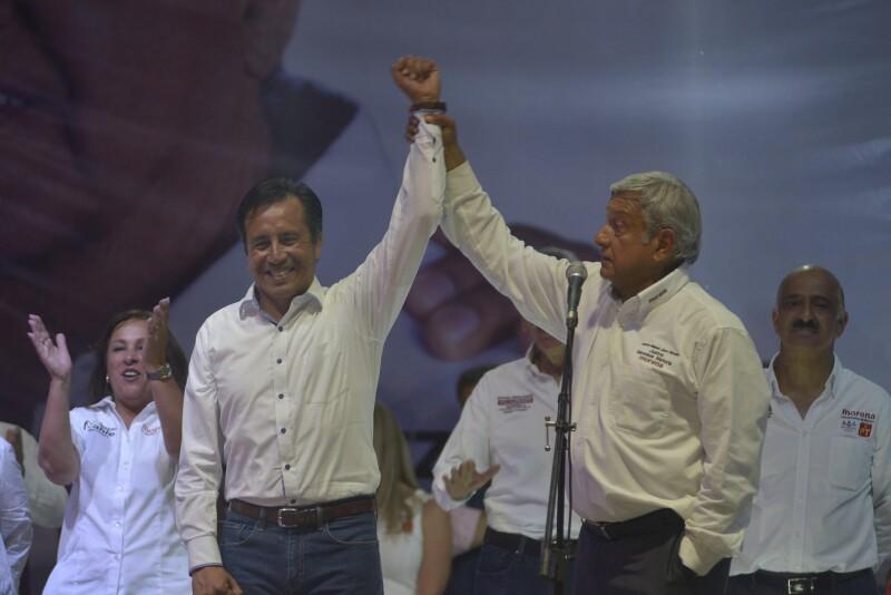 Juntos en campaña
