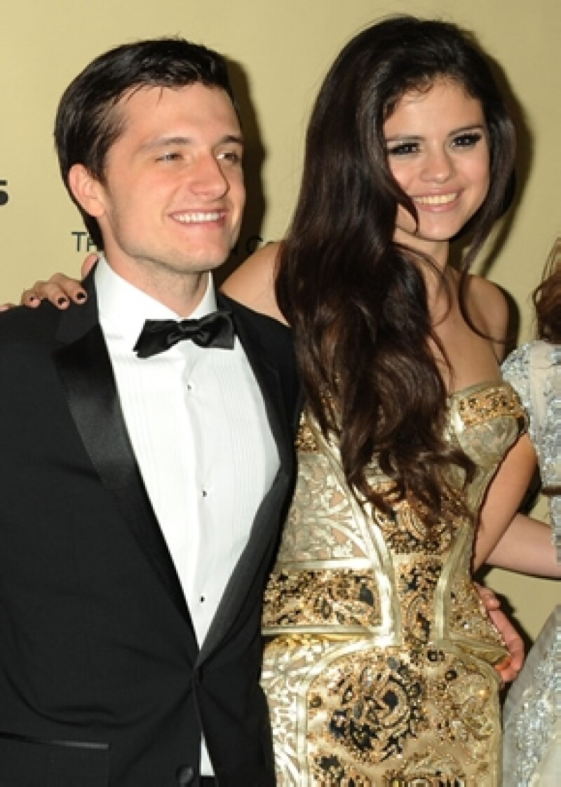 Luego del alter party por los Golden Globes, los jóvenes actores se fueron juntos del Hotel Beverly Hilton.