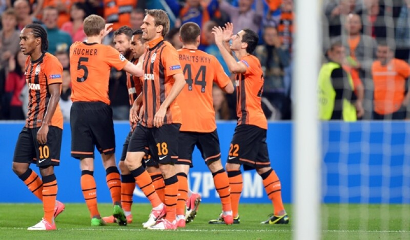 Shakhtar Donetsk vs Nordsjælland