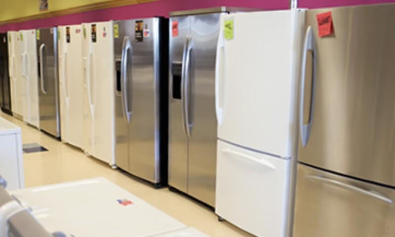La empresa denunció a los productores de refrigeradores ante el Departamento de Comercio de EU.   (Foto: Thinkstock)