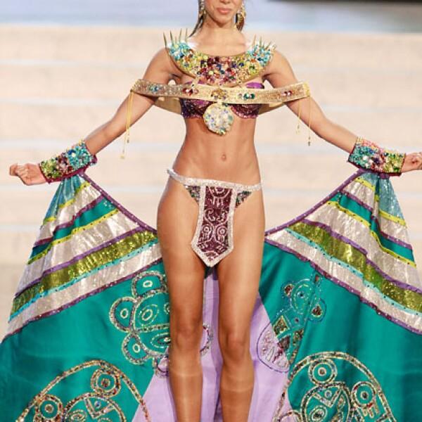 Miss Puerto Rico, Bodine Koehler.