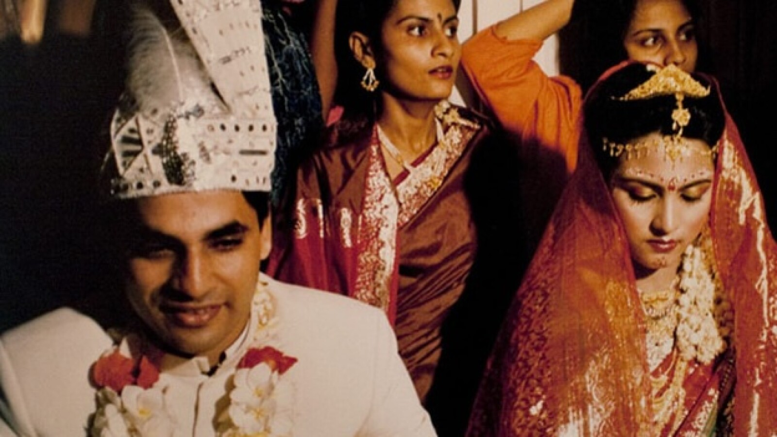 11-S - familia musulmana - boda