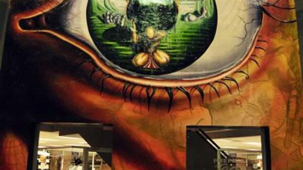 Presentaci?el mural El Observador