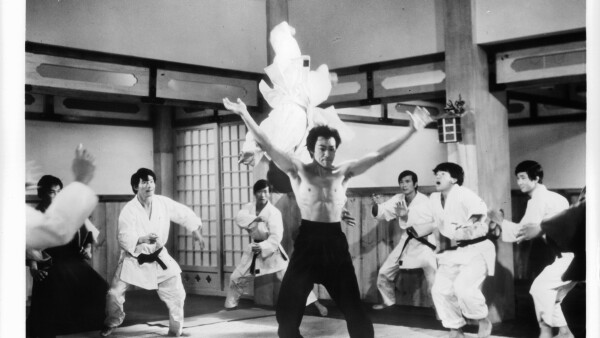 Bruce Lee In 'The Chinese Connection'
