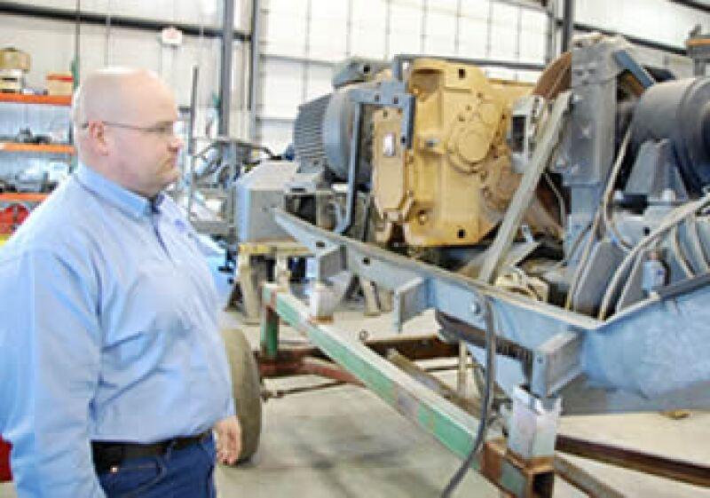 El cambio de desarrollo de productos va desde el reciclaje hasta la remanufactura, como es el caso de las turbinas de viento. (Foto: AP)