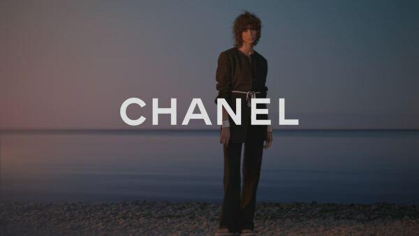 Chanel presenta su nueva colección frente a las playas del Mediterráneo