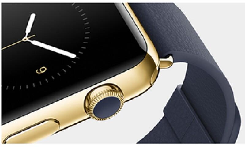 El fanatismo por la marca hará que en 2015 se vendan más de 20 millones de Apple Watchs. (Foto: Tomada de apple.com)