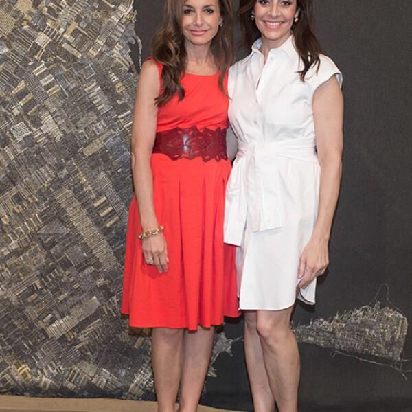 Elizabeth Star y Debra Meyers