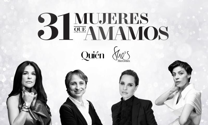 31 Mujeres que Amamos 2019