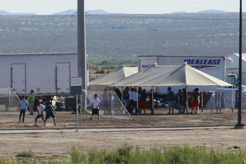 Hijos de inmigrantes detenidos