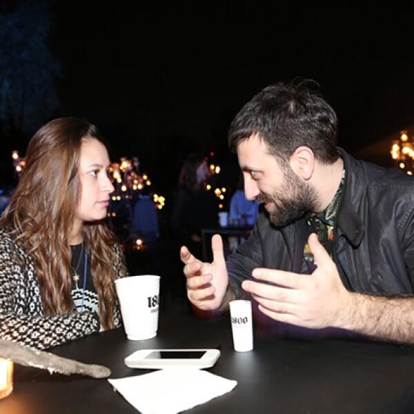 Claudia Ramírez,Ahmet Ogut