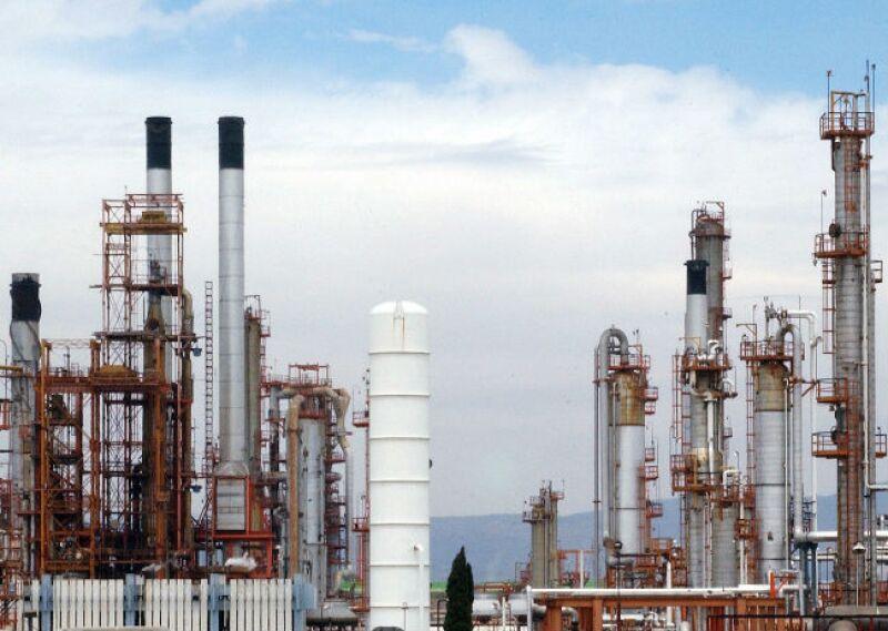 refinería de Pemex
