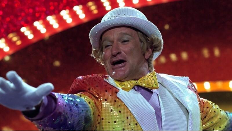 Robin Williams películas 5