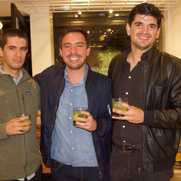 Juan Jorge Juárez, Christian Michel Casulleras y José María Macias 2.jpg