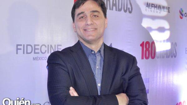 Fernando Kalife presenta 180 Grados