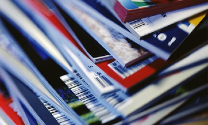 La industria de revistas ha sido golpeada por una menor circulación y un descenso en las ventas. (Foto: Getty Images)