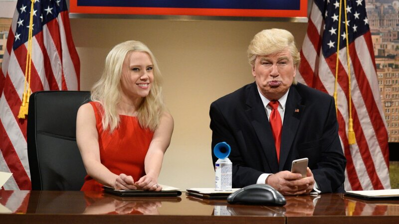 Donald Trump Parody