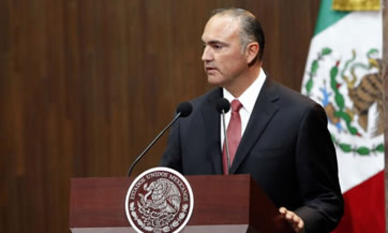 El gobernador confió en que Querétaro cerrará 2014 con un crecimiento de entre 4.8 y 4.9%. (Foto: Notimex )