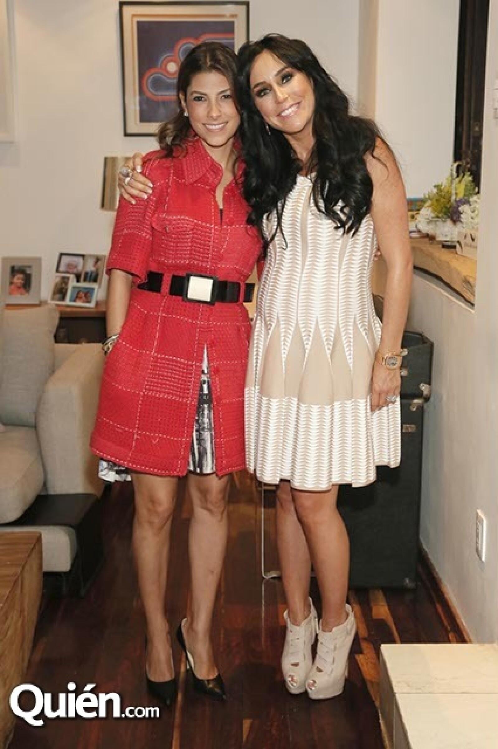 Sylvana Beltrones e Inés Gómez Mont