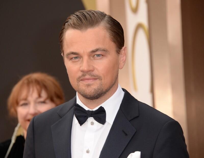 Leonardo DiCaprio tiene una decena de películas nominables pero ningún Oscar hay en su buró.