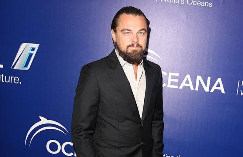 Leonardo Wilhelm DiCaprio.