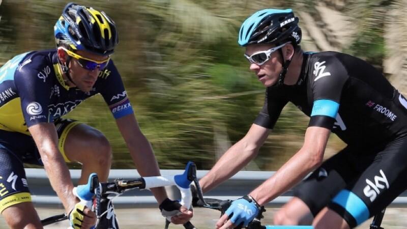 chris froome alberto contador ciclismo