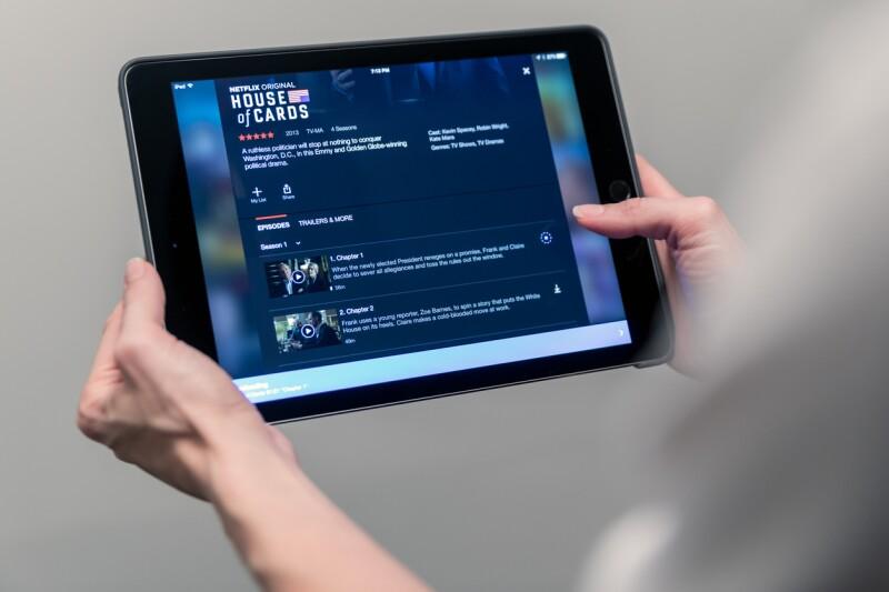 Sitios como Netflix o Amazon pagarían para tener un servicio más potente que el de sus competidores.  (Foto: Getty Images)