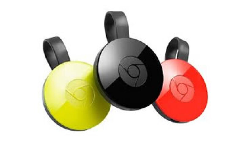 La nueva versión de Chromecast estará disponible el 7 de abril. (Foto: Google)