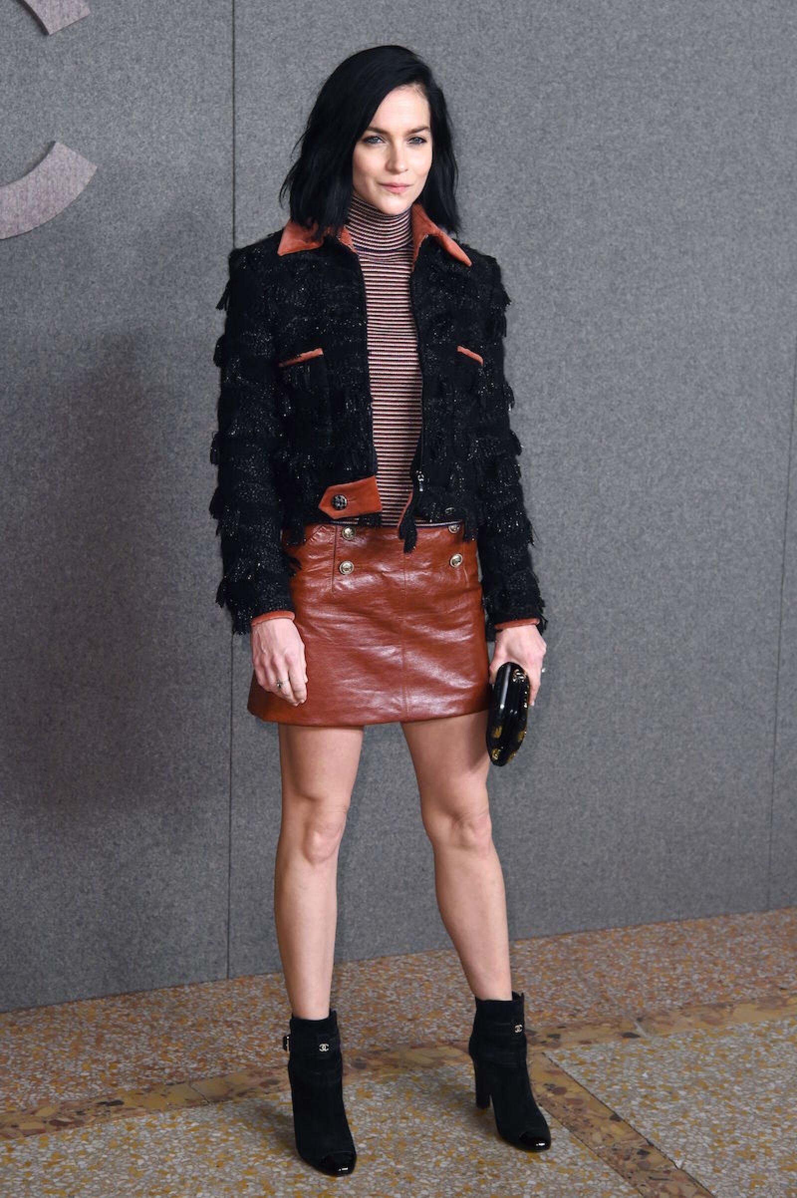 Chanel Metiers d'Art 2018-2019 show, Arrivals, New York, USA - 04 Dec 2018