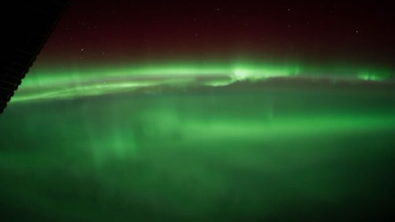 Aurora Boreal NASA