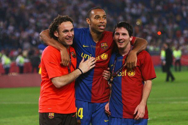 Messi Barcelona Argentina juego diferente