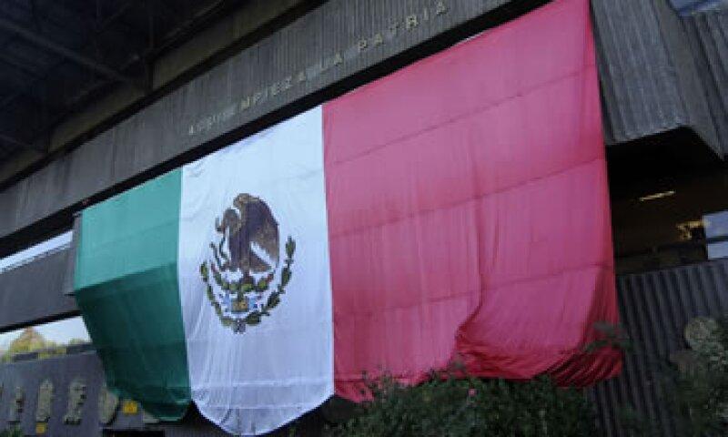 Existe la posibilidad de que aumente la calificación de México del nivel actual baa1 a un techo de A3. (Foto: Notimex)