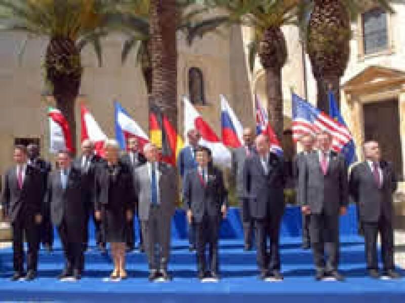 Los ministros de los países más ricos del mundo discuten sobre el futuro económico. (Foto: AP)