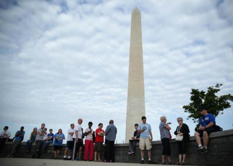 Monumento a Washington, Washington D.C., EU