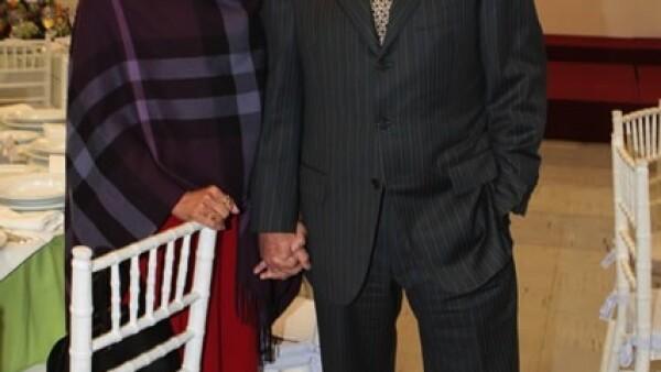 Paty Chapoy,Álvaro Dávila