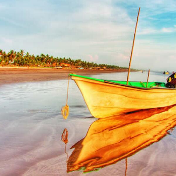 Un destino que se caracteriza por su comunidad de pescadores y restaurantes.