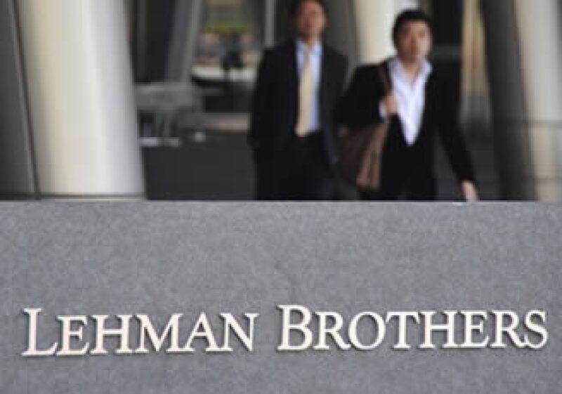 El pasado 15 de septiembre se cumplió un año del inicio de la crisis mundial con la quiebra de Lehman Brothers. (Foto: Especial)