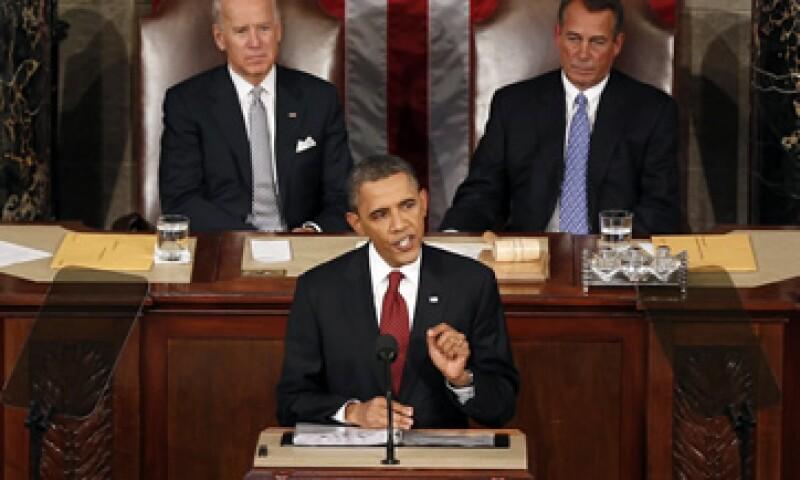 Obama quiere que las empresas paguen un gravamen mínimo de sus ganancias en el extranjero. (Foto: AP)