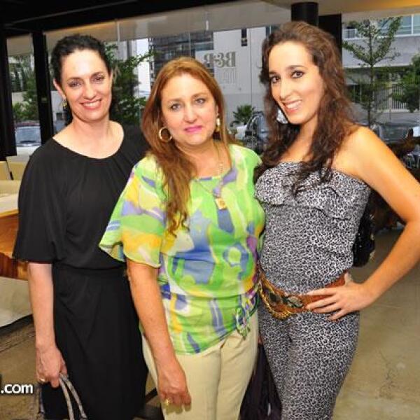 Laura Medina,Mayte Vidrio,Mayte Jiménez