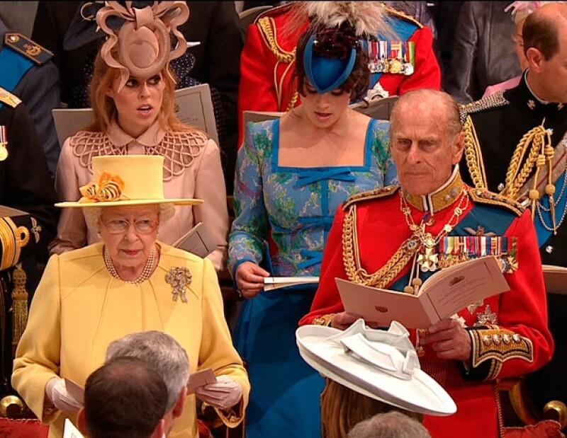 S.S.A.A.R.R. el Príncipe Guillermo y la Princesa Catalina, Duques de Cambridge, festejan este 29 de abril su primer año como pareja, recuerda los detalles de aquel día mágico.