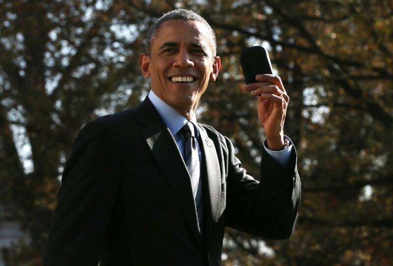 Desde la Oficina Oval de la Casa Blanca, el presidente de Estados Unidos escribió el primer tuit en su nuevacuenta personal. Mira lo que escribió.