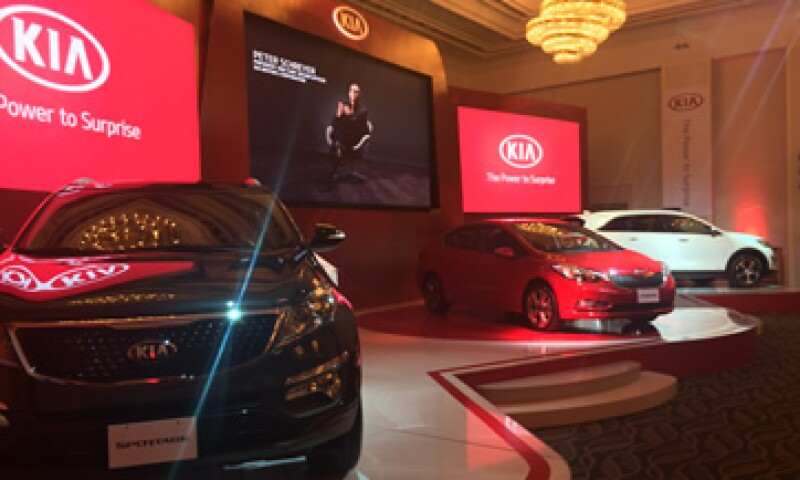 La automotriz destacó la garantía de siete años o 150,000 kilómetros. (Foto: Cortesía de KIA Motors México )