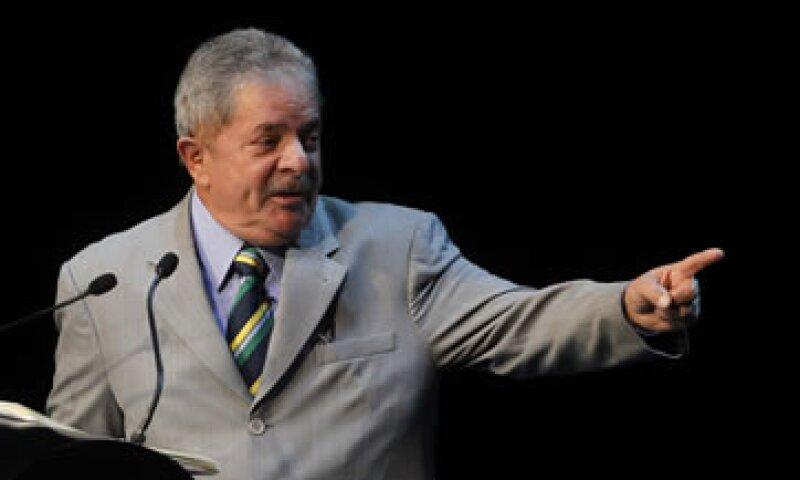 Lula da Silva aseveró que Latinoamérica ha demostrado que se puede crecer de manera sostenible. (Foto: Reuters)