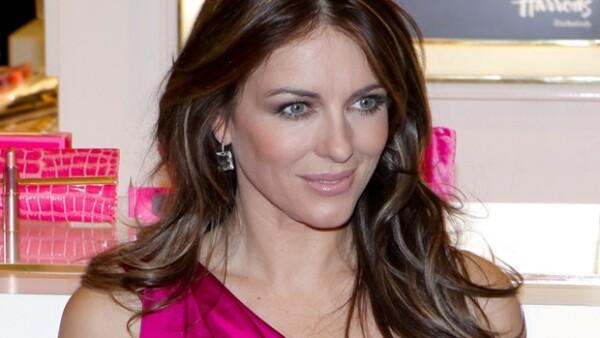 La actriz y modelo de 46 años, a quien pronto veremos en `Gossip Girl´, tiene un sofisticado look que mejora con los años.