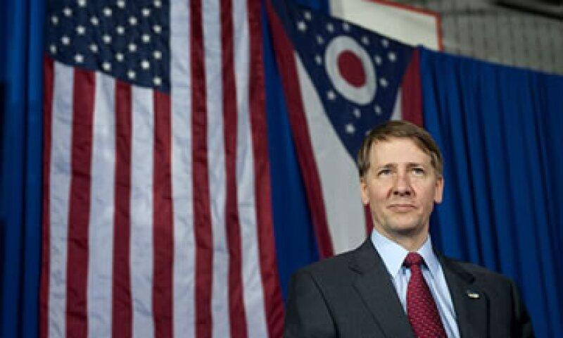 Richard Cordray fue nombrado jefe del regulador por el presidente Barack Obama. (Foto: Cortesía CNNMoney.com)