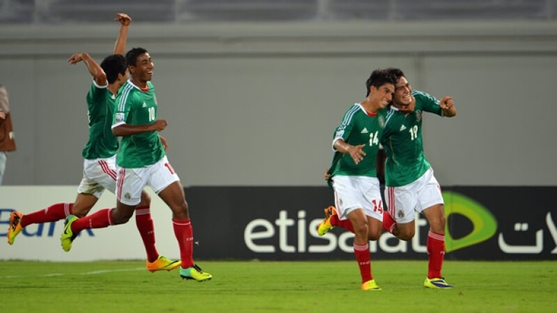 mexico festejo mundial sub 17 suecia