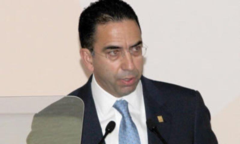 Javier Lozano dijo que buscará quitar las opiniones de SCT y Hacienda en el proceso de otorgamiento de concesiones. (Foto: Notimex)