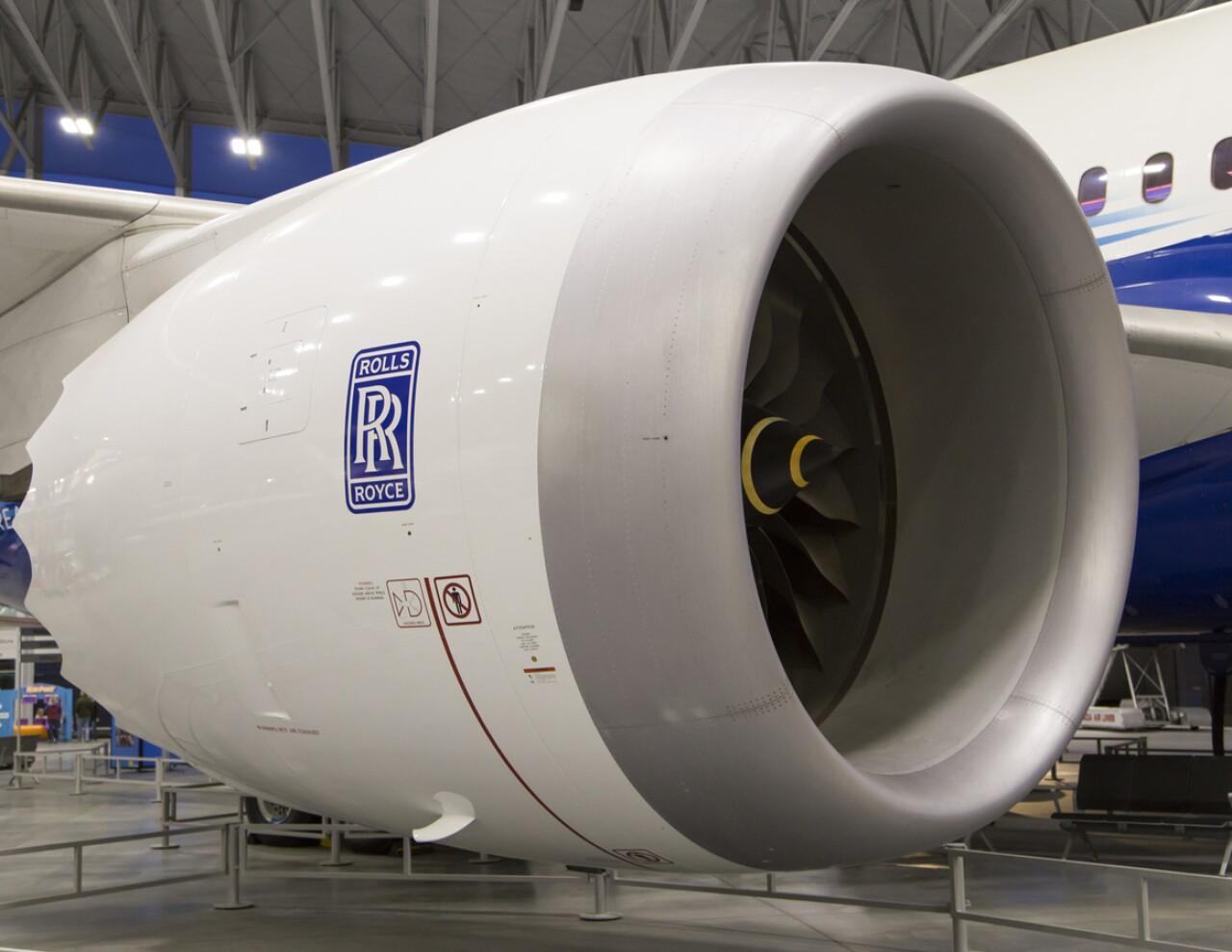 Rolls Royce lanza plan de recapitalización en medio de crisis del sector aéreo