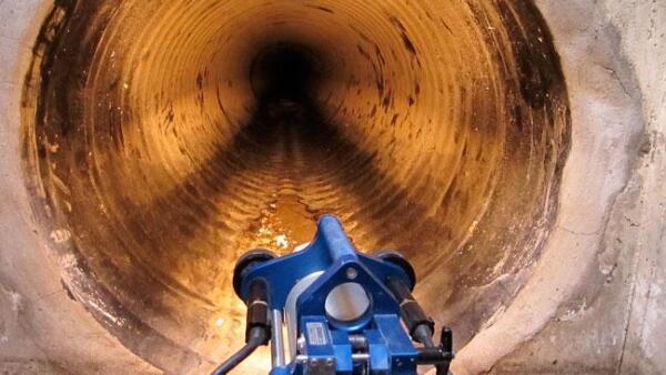 Tunel infraestructura
